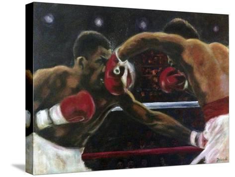 Leonard Hearns-Gregg DeGroat-Stretched Canvas Print