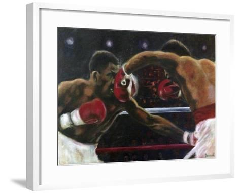 Leonard Hearns-Gregg DeGroat-Framed Art Print