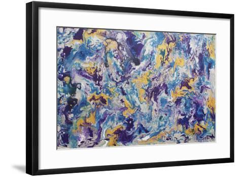Indigo-Hilary Winfield-Framed Art Print