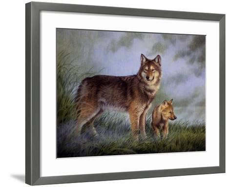 Careful Watch-Joh Naito-Framed Art Print
