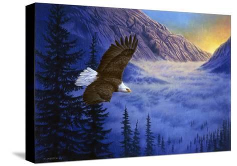 Soaring High-Joh Naito-Stretched Canvas Print