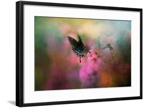 Garden Friend 1-Jai Johnson-Framed Art Print