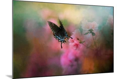 Garden Friend 1-Jai Johnson-Mounted Giclee Print
