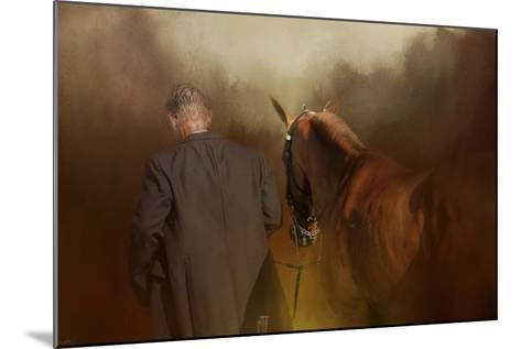 A Moment of Silence-Jai Johnson-Mounted Giclee Print