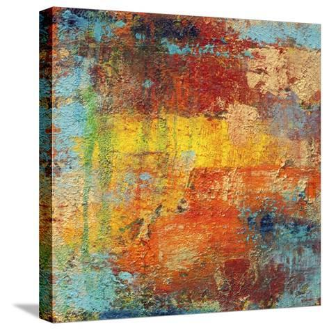 Saturation 2-Hilary Winfield-Stretched Canvas Print