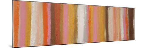 Pink and Metal-Hilary Winfield-Mounted Giclee Print