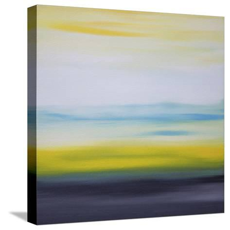 Sunrise and Sunset 2-Hilary Winfield-Stretched Canvas Print