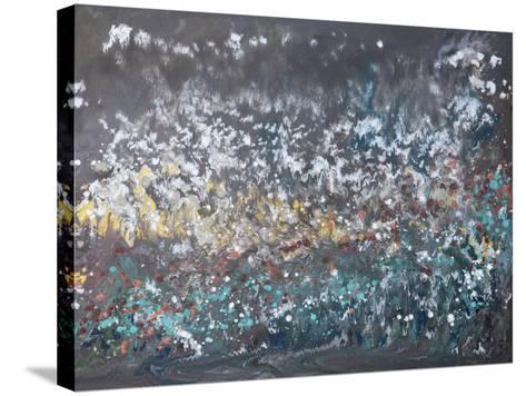 Stellar Expansion 2-Hilary Winfield-Stretched Canvas Print