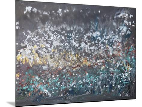 Stellar Expansion 2-Hilary Winfield-Mounted Giclee Print