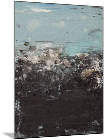 Canvas 3 - Lithosphere 103-Hilary Winfield-Mounted Giclee Print