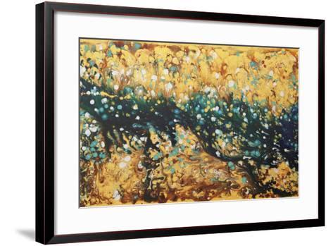 Liquid Energy 17-Hilary Winfield-Framed Art Print