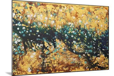 Liquid Energy 17-Hilary Winfield-Mounted Giclee Print