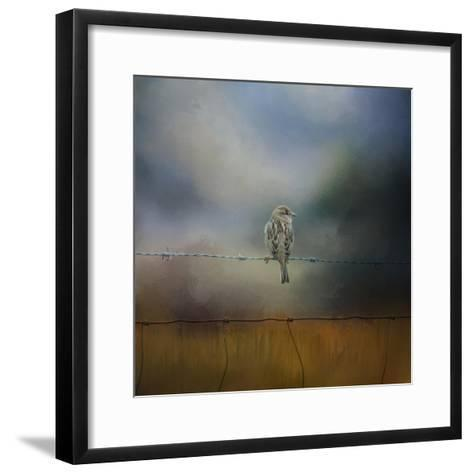 Fence Master-Jai Johnson-Framed Art Print