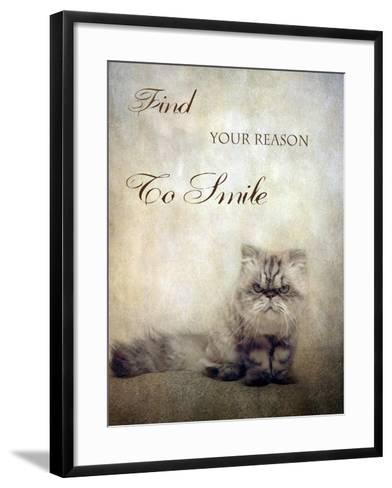 Cheer Up-Jessica Jenney-Framed Art Print