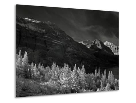 Glacier Park I-J.D. Mcfarlan-Metal Print