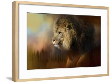 Into the Heat-Jai Johnson-Framed Art Print