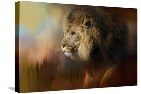 Into the Heat-Jai Johnson-Stretched Canvas Print