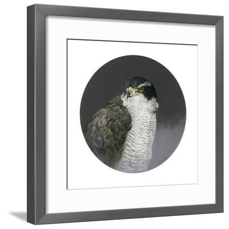Poised-Joh Naito-Framed Art Print