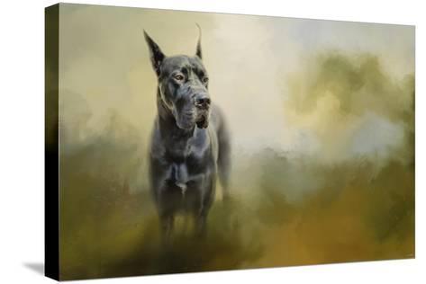 Wistful Dane-Jai Johnson-Stretched Canvas Print