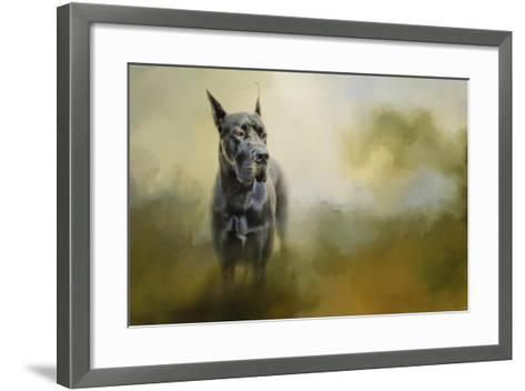 Wistful Dane-Jai Johnson-Framed Art Print