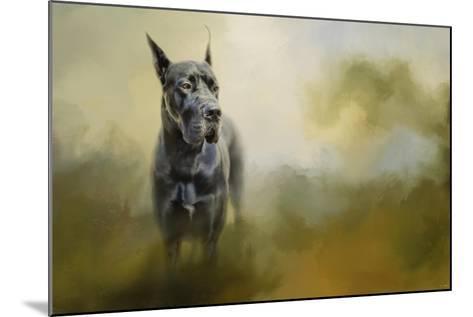 Wistful Dane-Jai Johnson-Mounted Giclee Print