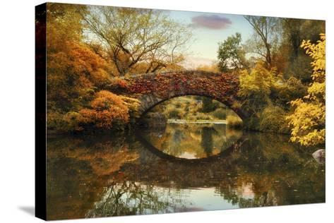 Glorious Gapstow-Jessica Jenney-Stretched Canvas Print