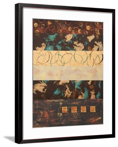 Elements XV-Hilary Winfield-Framed Art Print