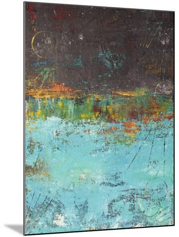 Lithosphere LXXX-Hilary Winfield-Mounted Giclee Print