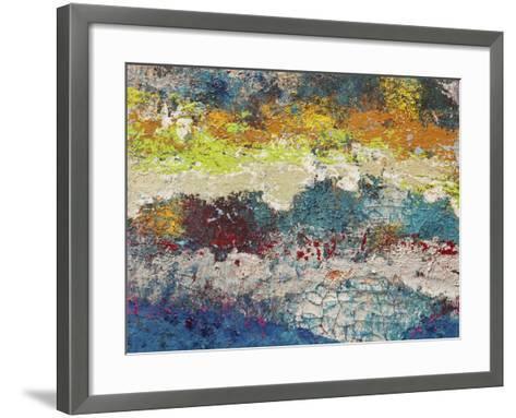 Mountain Trek-Hilary Winfield-Framed Art Print