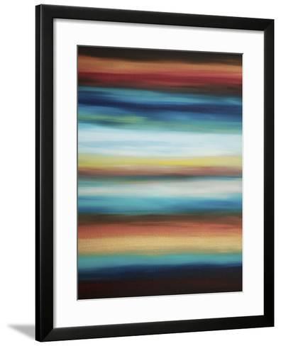 Sunrise VIII-Hilary Winfield-Framed Art Print