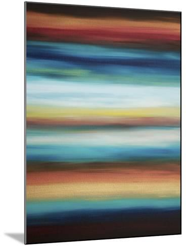 Sunrise VIII-Hilary Winfield-Mounted Giclee Print