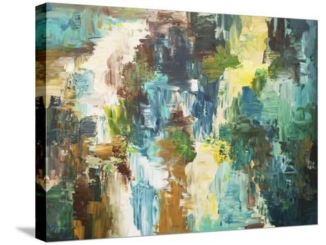 Envisioning III-Hilary Winfield-Stretched Canvas Print