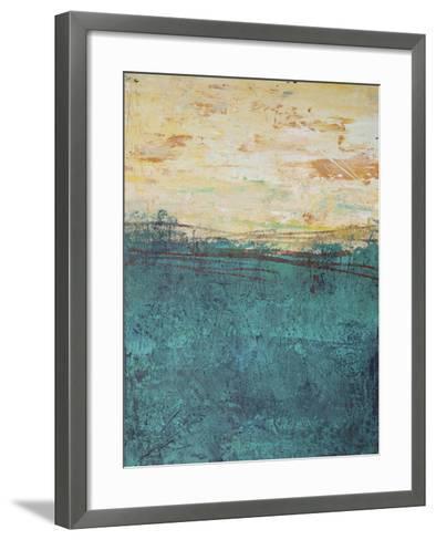 Lithosphere LXXXII-Hilary Winfield-Framed Art Print