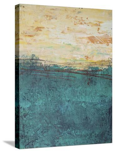 Lithosphere LXXXII-Hilary Winfield-Stretched Canvas Print