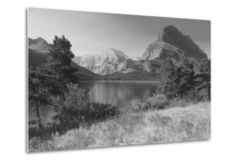Glacier 4-Gordon Semmens-Metal Print