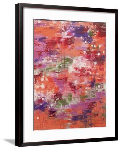 Flower Garden-Hilary Winfield-Framed Art Print