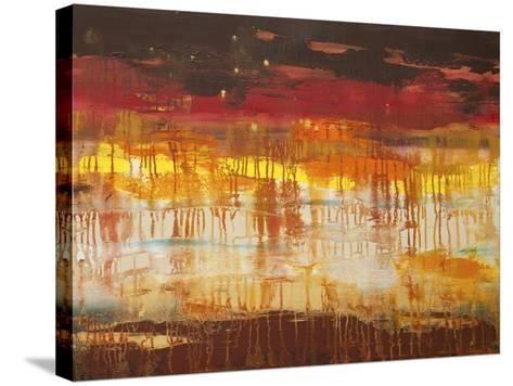 Lithosphere 107-Hilary Winfield-Stretched Canvas Print