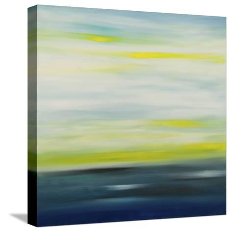 Sunset 5-Hilary Winfield-Stretched Canvas Print
