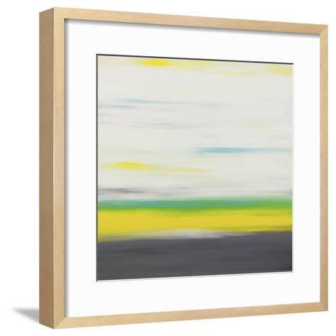 Sunset 8-Hilary Winfield-Framed Art Print