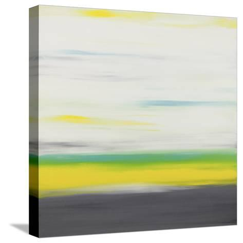 Sunset 8-Hilary Winfield-Stretched Canvas Print