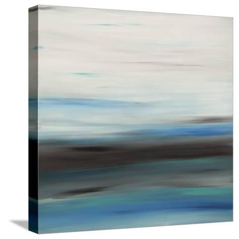 Sunset 6-Hilary Winfield-Stretched Canvas Print