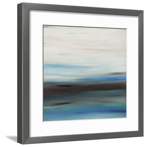 Sunset 6-Hilary Winfield-Framed Art Print