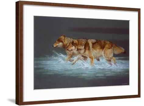 Evening Travels-Joh Naito-Framed Art Print