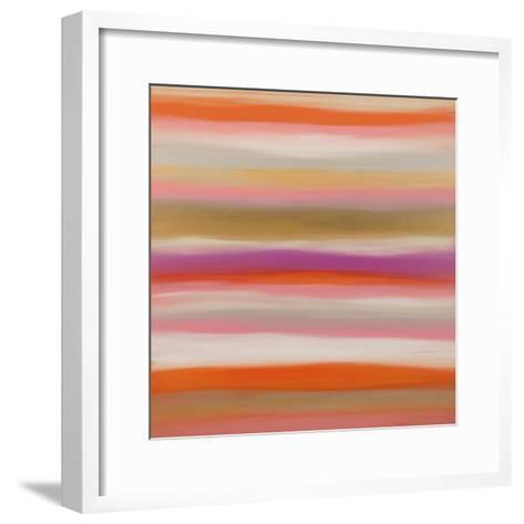 Sunset 10-Hilary Winfield-Framed Art Print
