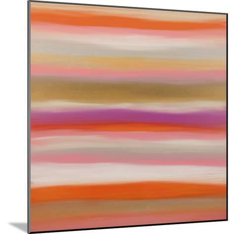 Sunset 10-Hilary Winfield-Mounted Giclee Print