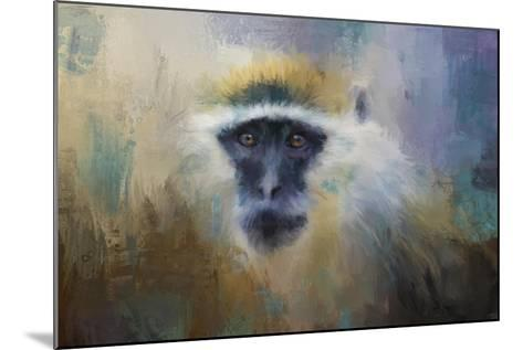 African Grivet Monkey-Jai Johnson-Mounted Giclee Print