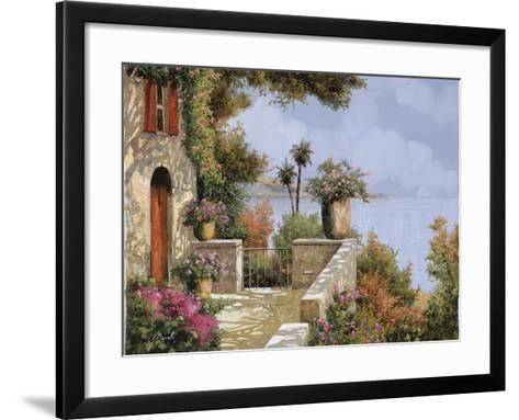 Silenzio-Guido Borelli-Framed Art Print