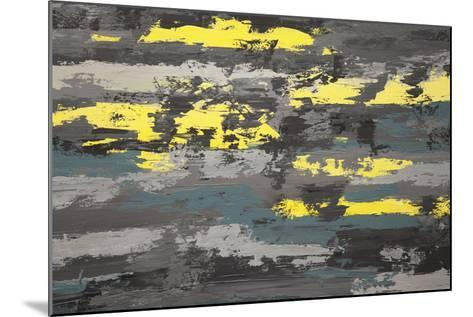 Lithosphere 97-Hilary Winfield-Mounted Giclee Print