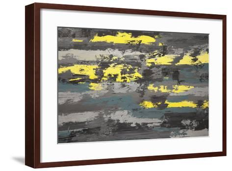 Lithosphere 97-Hilary Winfield-Framed Art Print