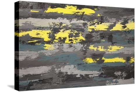 Lithosphere 97-Hilary Winfield-Stretched Canvas Print